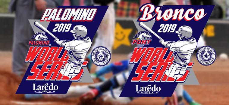 Palomino And Bronco World Series Come To Laredo