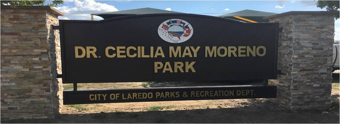 Dr. Cecilia May Moreno Park