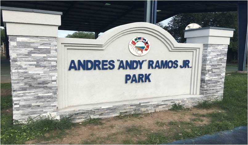 "Andres ""Andy"" Ramos Jr. (East Central Park)"