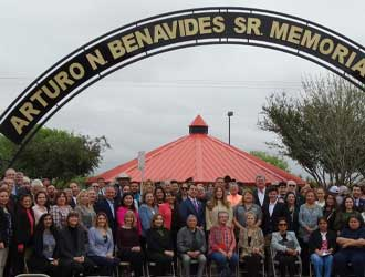Arturo N. Benavides Sr. Memorial Park