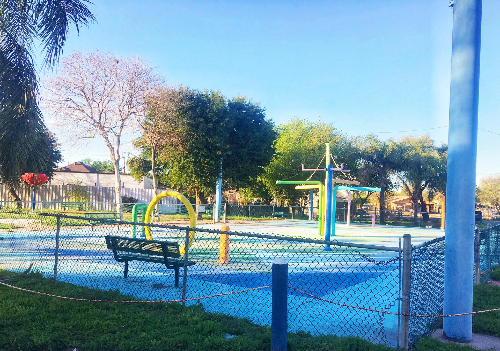 Lafayette Splash Park