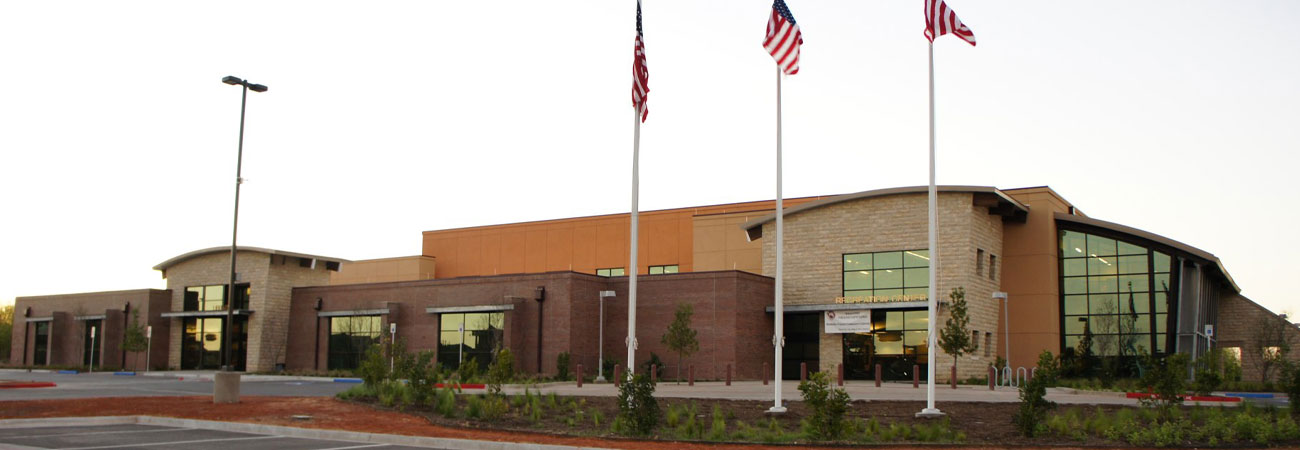 Barbara Fasken Recreation Center