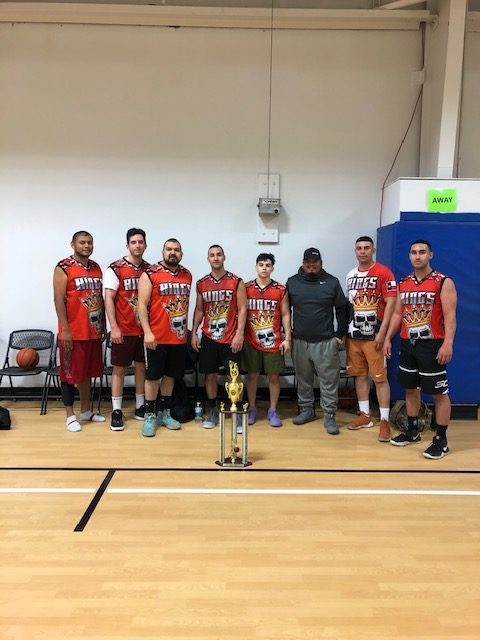 2nd Place Division A (Laredo Kings)