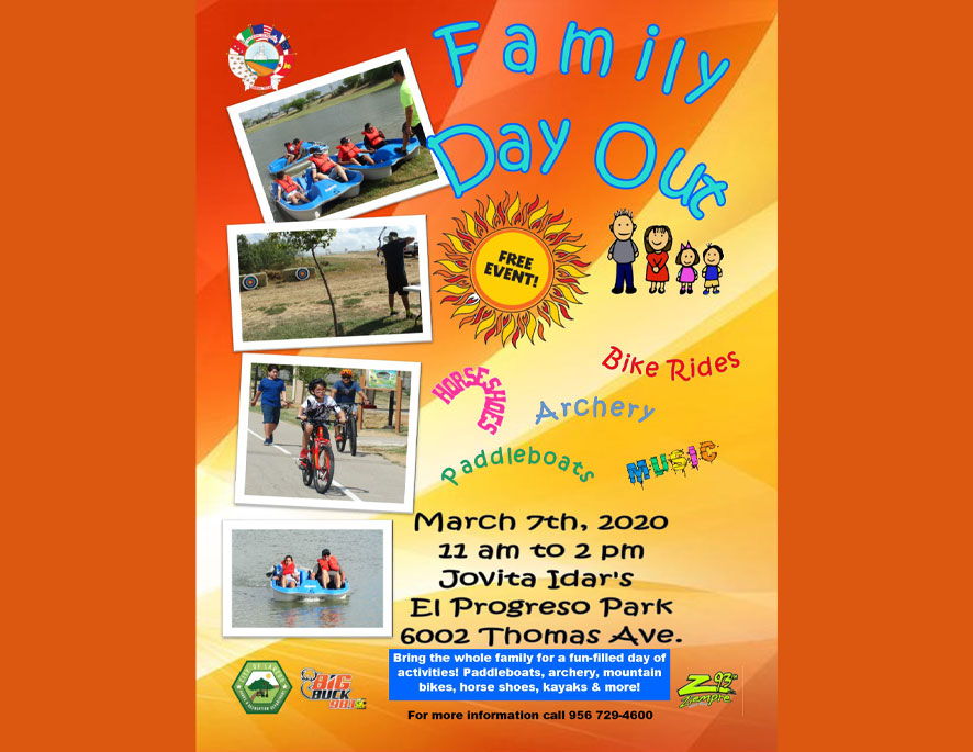 Family Day Out @ 6002 Thomas Ave.