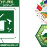 City Park Trails Open to Public during regular Park hours.