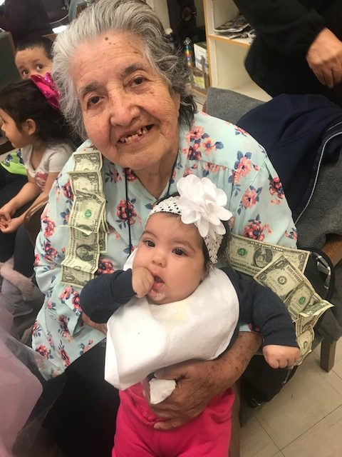 Img 6381 Maria Garcia W Great Granddaughter