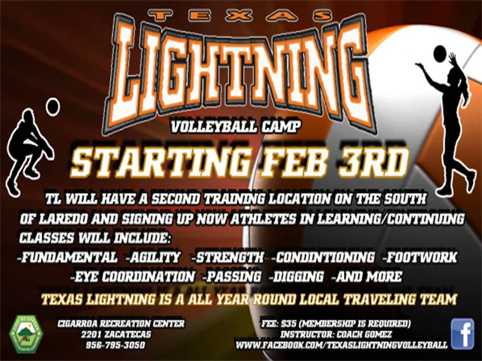 Volleyball Training Camp