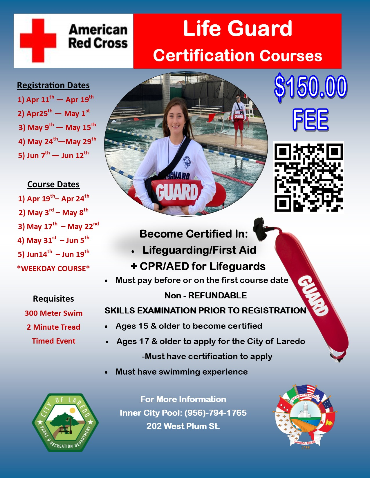 Life Guard Certification Courses
